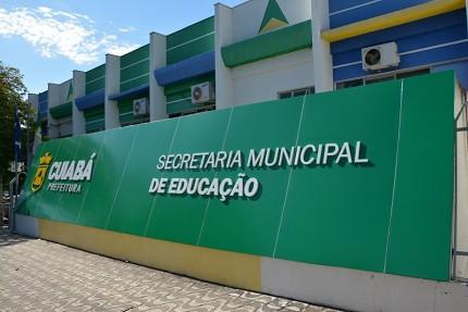 Concurso Educação Cuiabá: secretaria realiza levantamento de cargos
