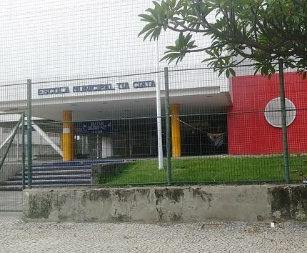 Escola Tia Ciata (Foto: FOLHA DIRIGIDA)