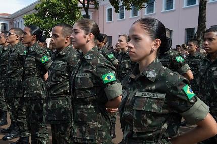 Espcex (Foto: Divulgação/ Exército)