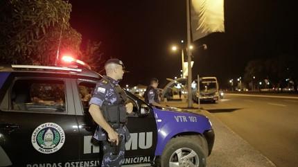 Guarda de Palmas-TO (Foto: Divulgação/ Prefeitura)