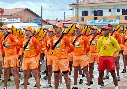 PM-SP divulgará novo edital com 600 vagas de guarda-vidas (Foto: Divulgação/ Prefeitura de Itanhaém)