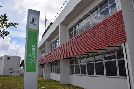 IFS Sergipe Campus Socorro (Foto: Divulgação)