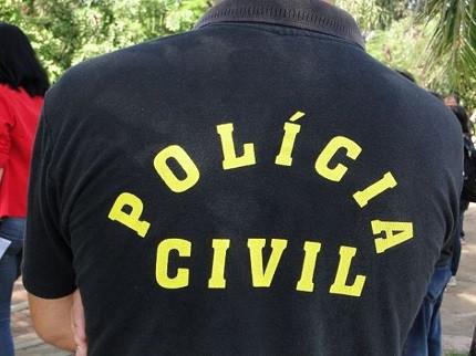 Policial Civil (Foto: Divulgação/ PC-AL)