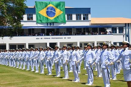Marinha recebe mil inscritos para Praças da Armada (Foto: Divulgação)