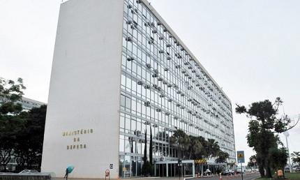 Ministério da Defesa (Foto: Tereza Sobreira/MD)