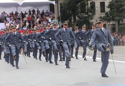 Oficial PM-SP realiza concurso para oficiais (Foto: Divulgação)