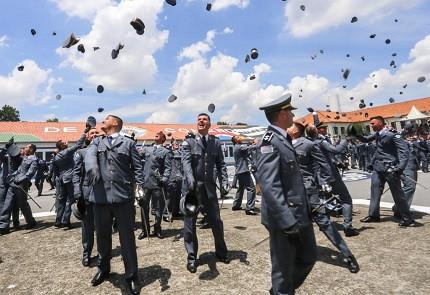 Sai edital do concurso PM-SP com 190 vagas para oficiais