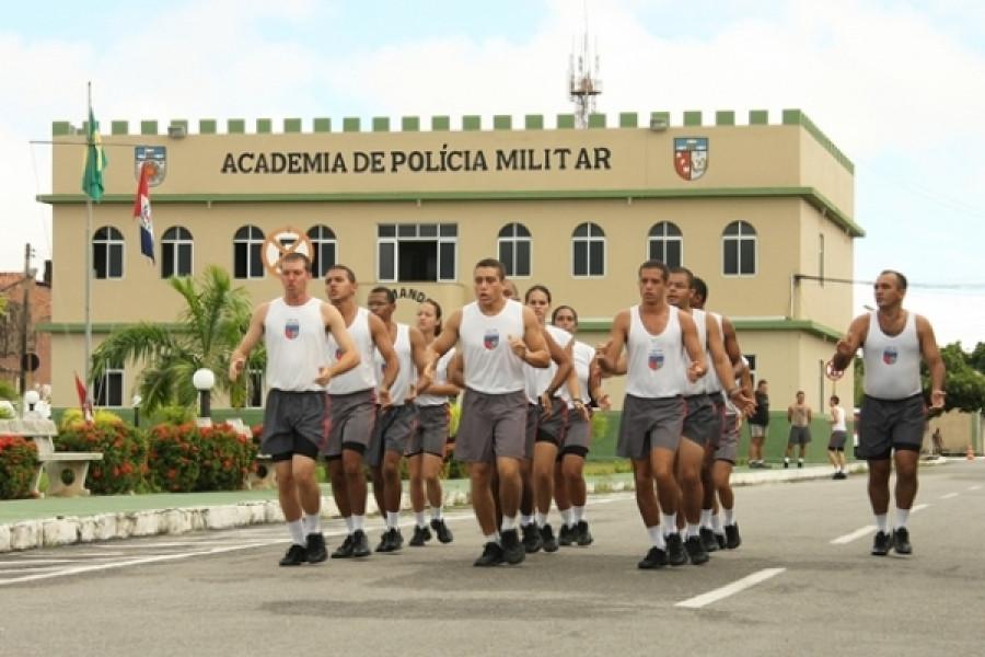 Concurso PM-AL é anunciado pelo governador (Foto: Divulgação/Governo do Alagoas)