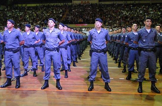 PM-ES realiza concurso para vários cargos (Foto: Divulgação)