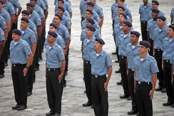 Concursos PM e PC-RJ: mil policiais serão convocados até final de maio