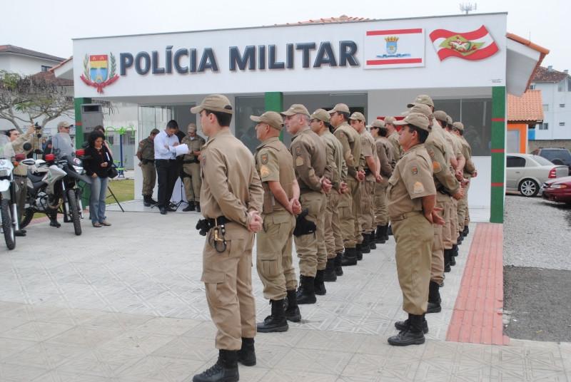 PM-SC realiza concurso para soldados (Foto: Prefeitura de Florianópolis)