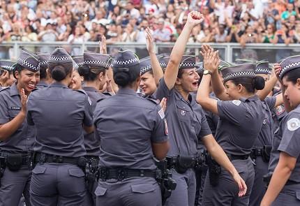 Concurso PM-SP tem edital publicado, com 2.700 vagas (Foto: Divulgação)