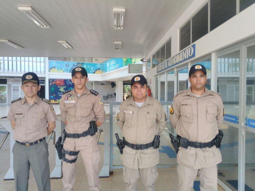 Polícia Militar do Tocantis PM-TO