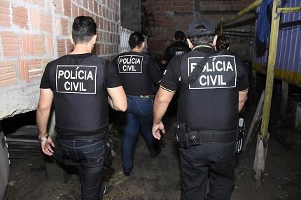 Polícia Civil-AM (Foto: Divulgação SSP-AM)