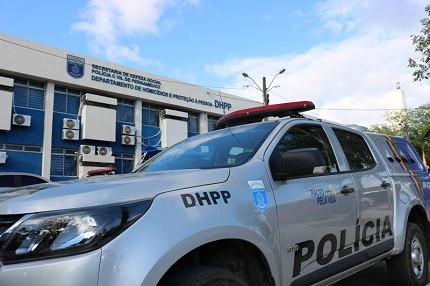 PC PE (Foto: Divulgação/ Polícia Civil PE)