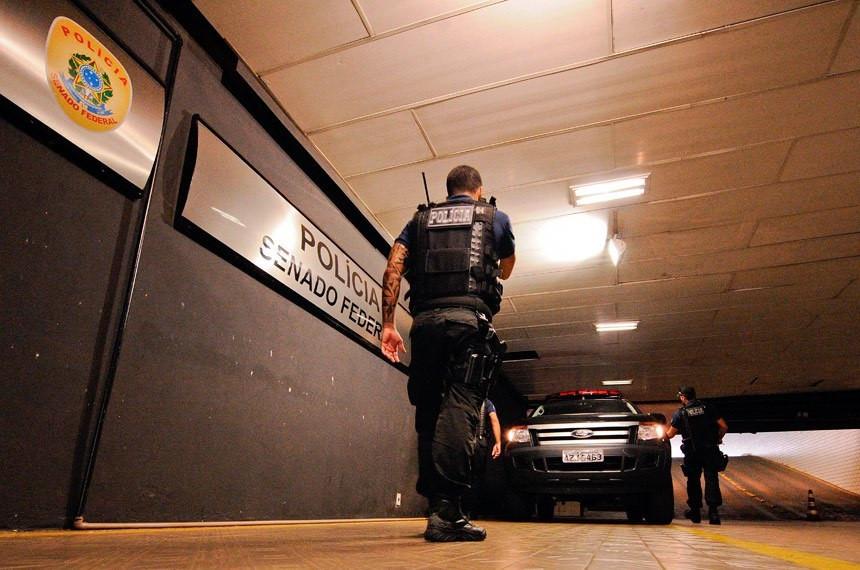 Policiais legislativos do Senado exigem apenas nível médio e contam com salários iniciais de R$20 mil