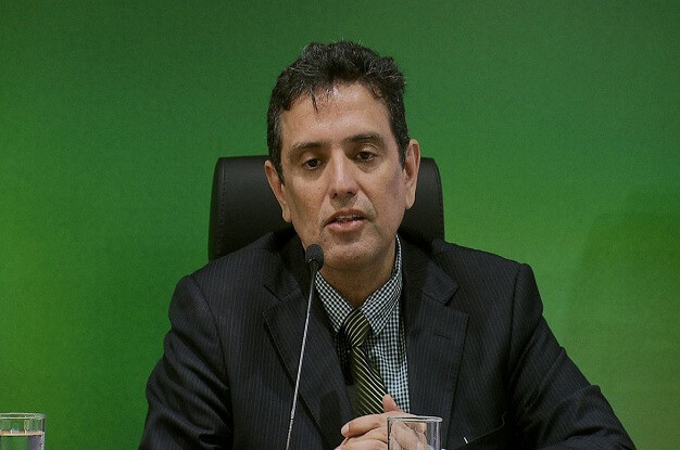Presidente do INSS, Leonardo Rolim