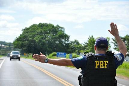 Concurso da PRF terá mudanças no programa (Foto: Divulgação/PRF)