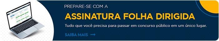 Botão com link para assinatura FOLHA DIRIGIDA
