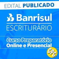 Curso para o concurso Banrisul