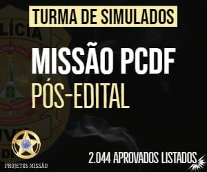 Concurso PC-DF escrivão